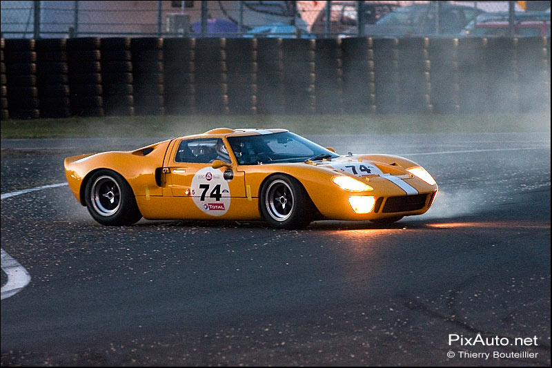 Ford GT 40 aux mans classic