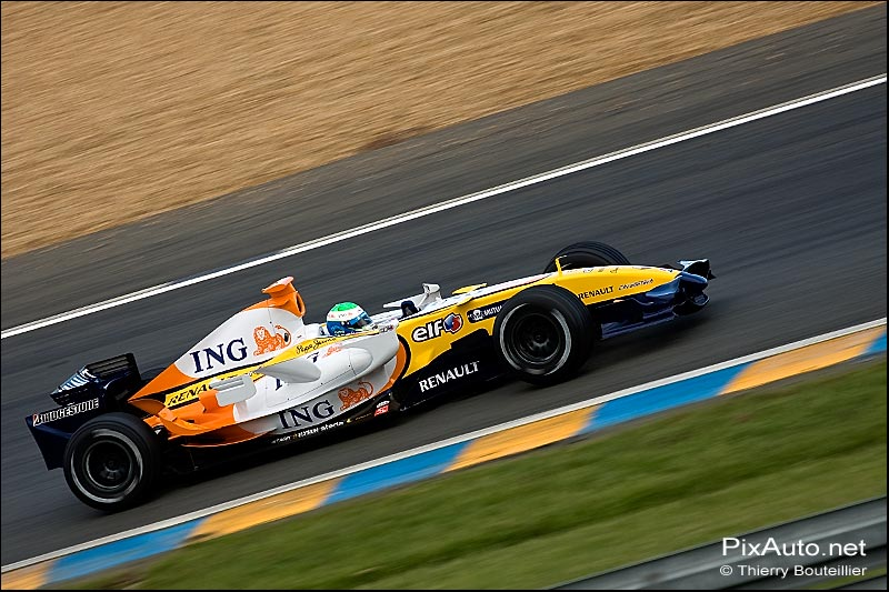 Formule 1 World serie by Renault aux mans