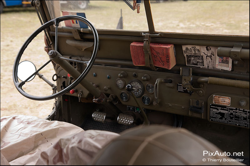 vehicule militaire, jeep willys, la Locomotion