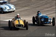 Racer Laurent, Autodrome Heritage Festival 2009