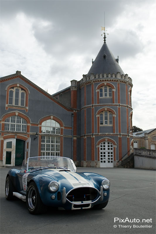 AC Cobra domaine Pommery excellence automobile de reims