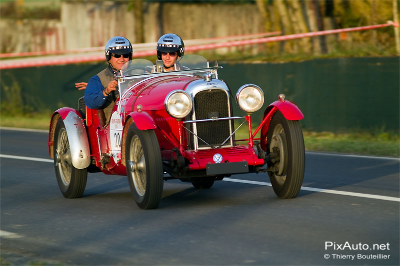 Lagonda Rapier Le Mans excellence automobile de reims