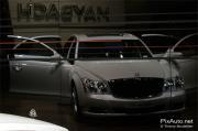 les mirages du Mondial de l'automobile 2010