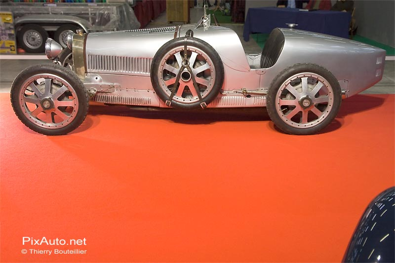 Bugatti 35 Grand Prix, salon Automedon