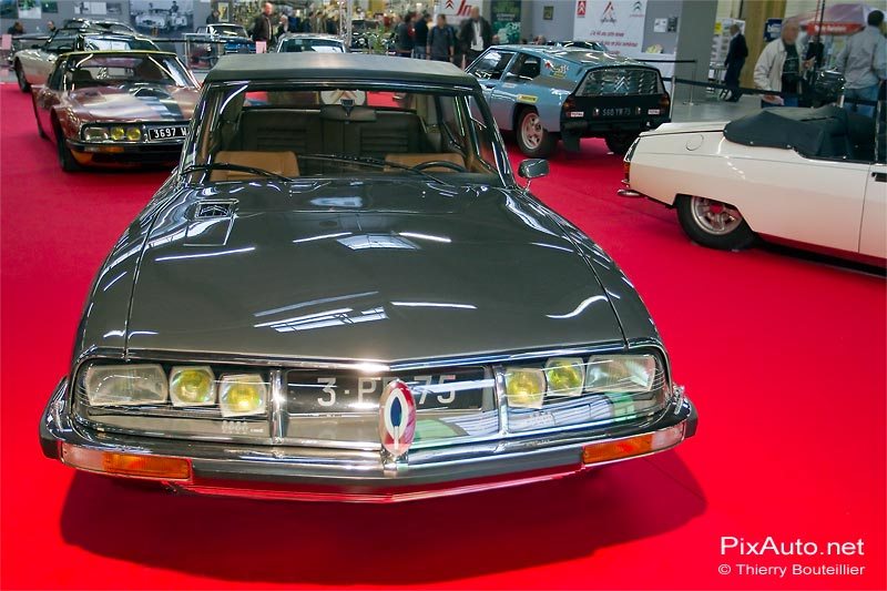 Citroën SM salon Automedon
