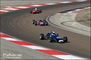 Dijon-Prenois, Formules HMR, HSCC, Ford, Trophée-Historiques-de-Bourgogne