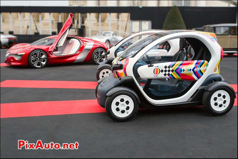concept-cars Renault Festival Automobile International