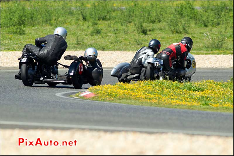 side-cars iron bikers circuit carole