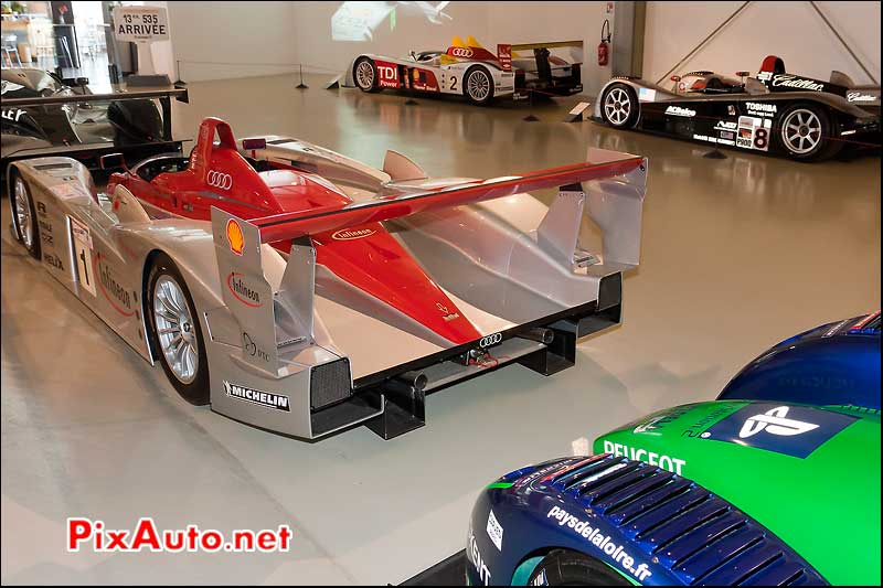 prototypes categorie lmp1 musee des 24 Heures