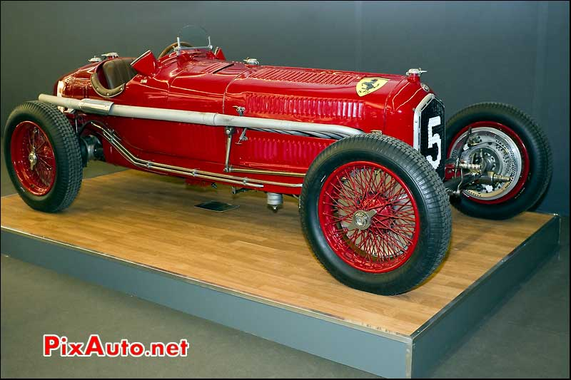 Alfa Romeo P3 salon retromobile