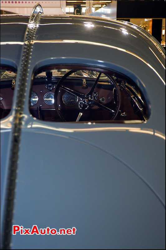 Bugatti 57S Atlantic salon retromobile