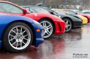 rallye de paris 2011 rassemblement de GT sportive