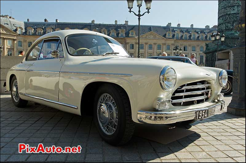 rallye paris deauville place vendome