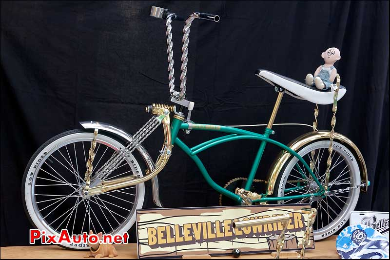 velo low-rider salon automedon le bourget