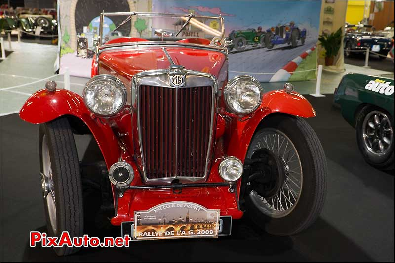 mg tb 1939 salon coupe cabriolet