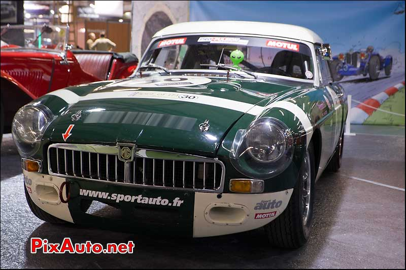 mg racing 1965 salon coupe cabriolet