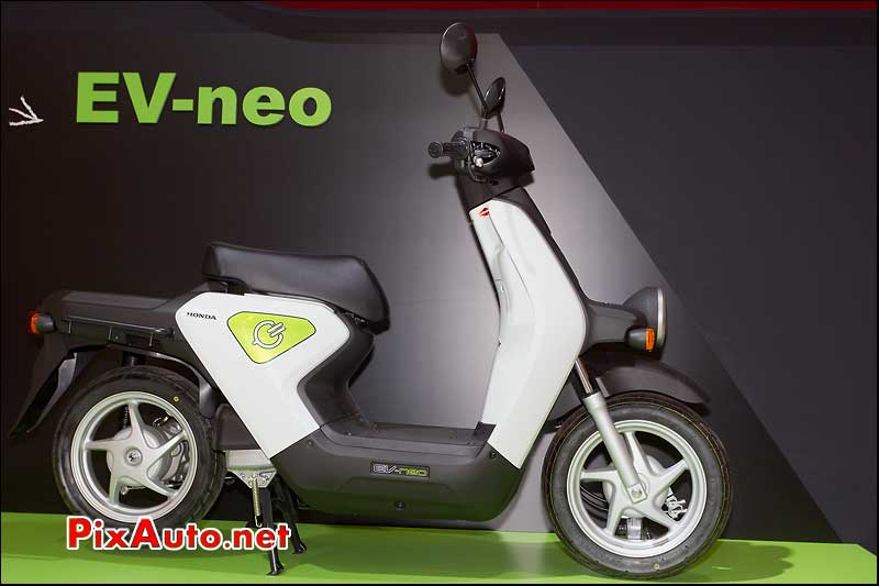 scooter electrique honda ev-neo salon de la moto