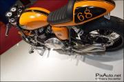 motos KTM, Solex, Triumph, Victory, Vincent
