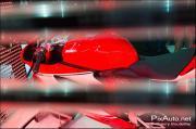 les nouveautés 2012 Aprilia, Ducati, Gilera, les hotesses