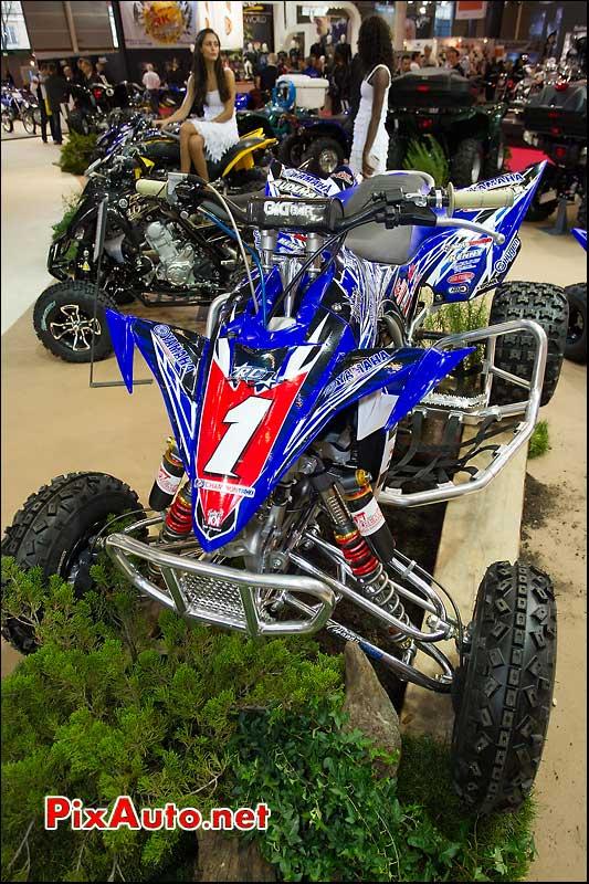 quad yamaha competition