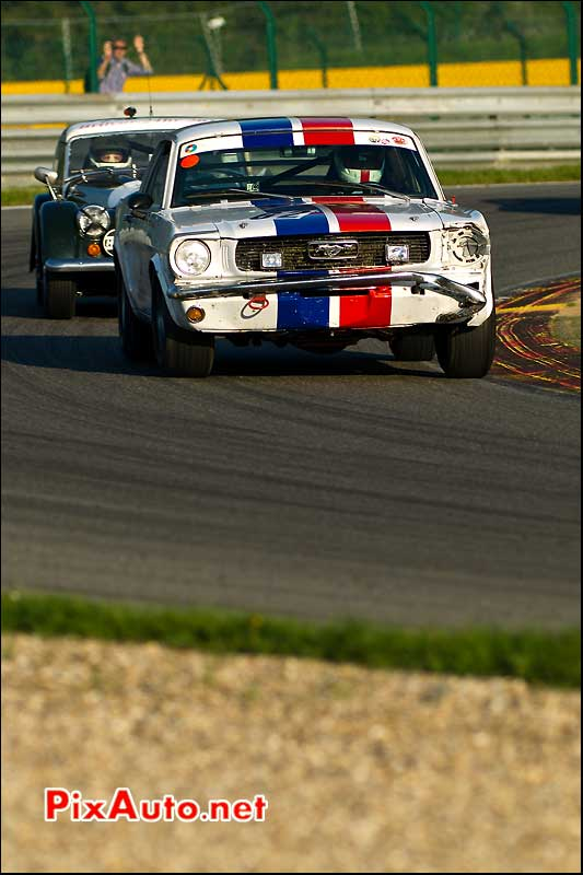 Ford Mustang, Six heures de SPA, Six hours endurance