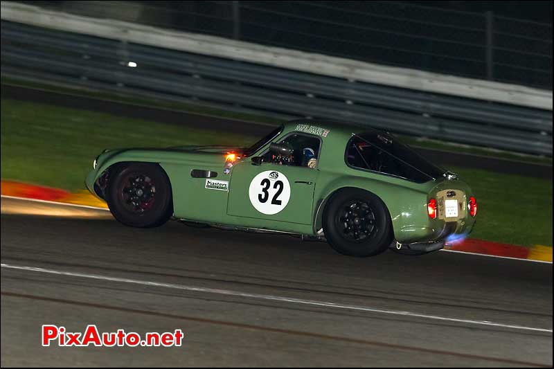 tvr griffith 400, SPA francorchamps 2011