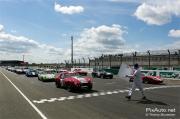 Tour auto 2011, courses circuit Bugatti du Mans