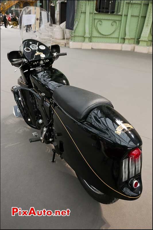 Moto Vincent hrd Black Knight, vente Bonhams
