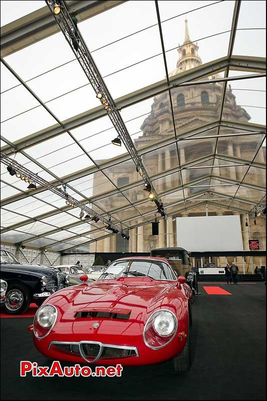 exposition d 39 automobiles de collection et de sport au sein de l 39 h tel des invalides paris. Black Bedroom Furniture Sets. Home Design Ideas