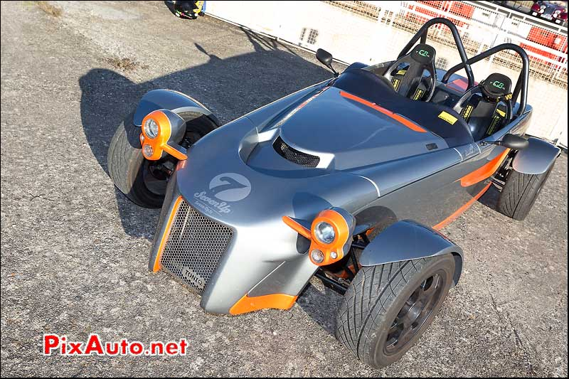 roadster Toniq CB 190, Autodrome Radical Meeting