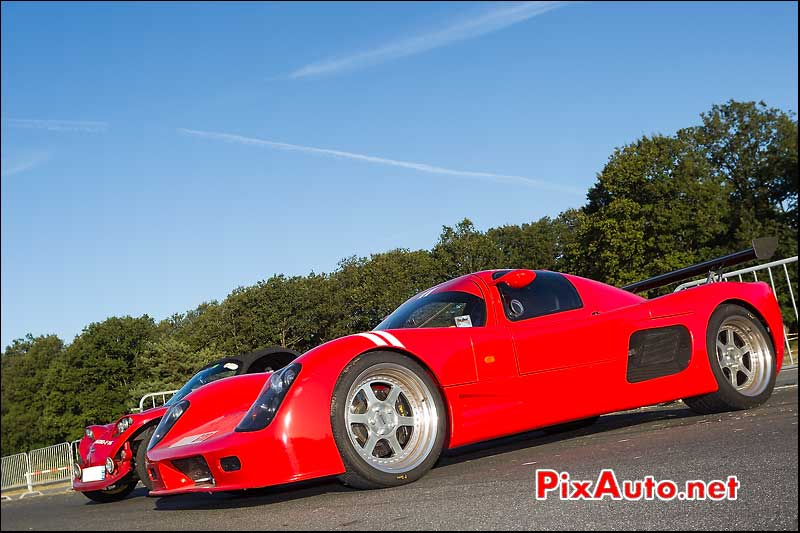 Ultima GTR, Autodrome Radical Meeting