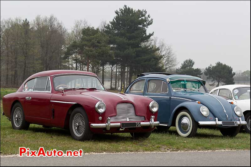 Aston Martin DB2, Coupe de Printemps Montlhery