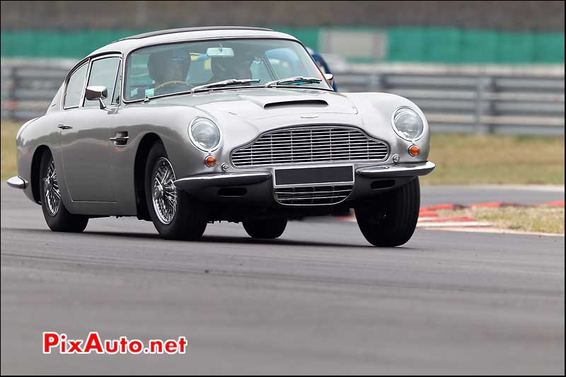 Coupe Aston Martin DB6, Coupe de Printemps Montlhery