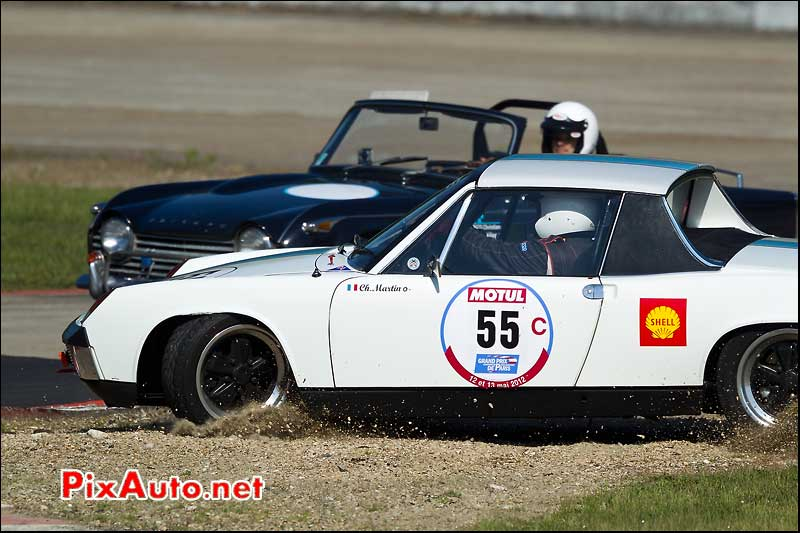 porsche 914/6 grand prix de paris