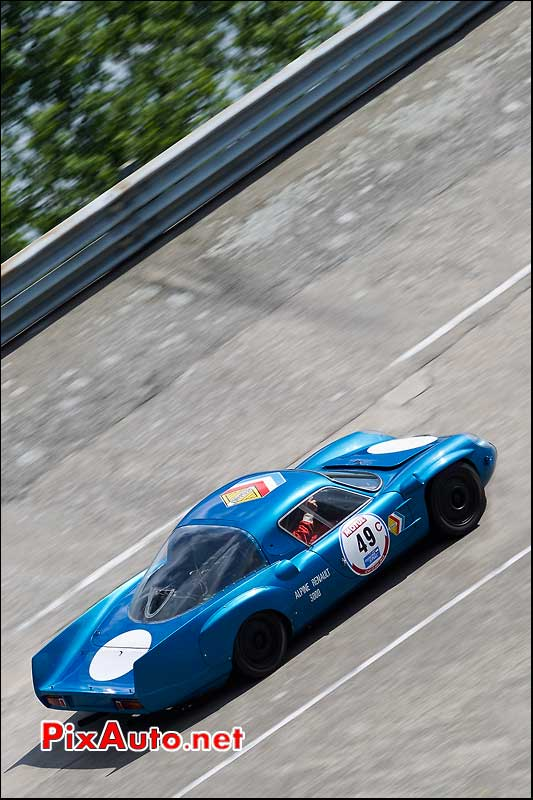 prototype alpine a211 grand prix de paris