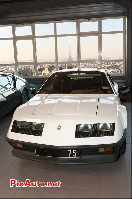 alpine a310 V6 collection jean-charles redele