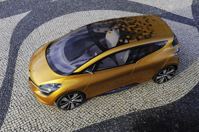 concept-car renault r-space