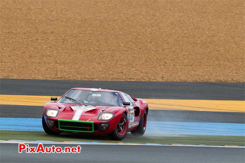 Ford GT40, Le Mans Classic