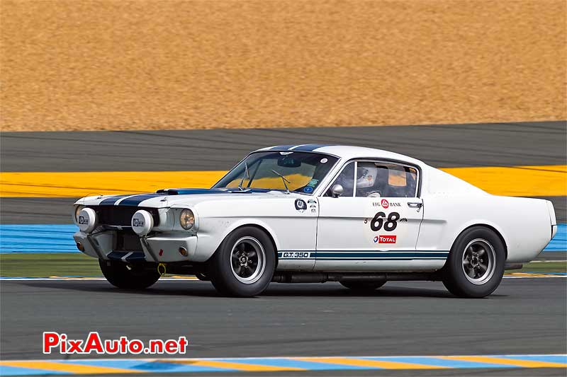 Ford Shelby Mustang GT350, Le Mans Classic