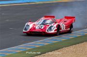 Le Mans Classic 2012 les voitures allemandes.