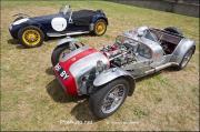 Le Mans Classic 2012 les voitures anglaises