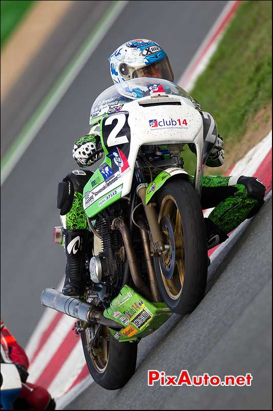 kawasaki performance, Hampe Racing Team n°2