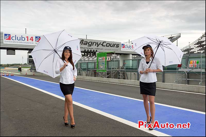 umbrella girls 10e bol d