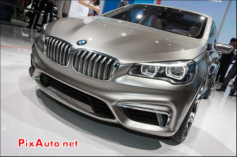 bmw concept active tourer mondial automobile 2012