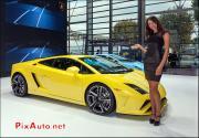 mondial de automobile 2012 de Honda a Lamborghini