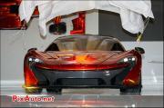 mondial de automobile 2012 de McLaren a Peugeot