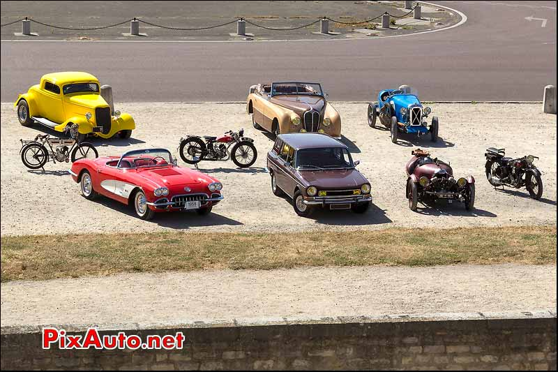 exposition vehicules anciens