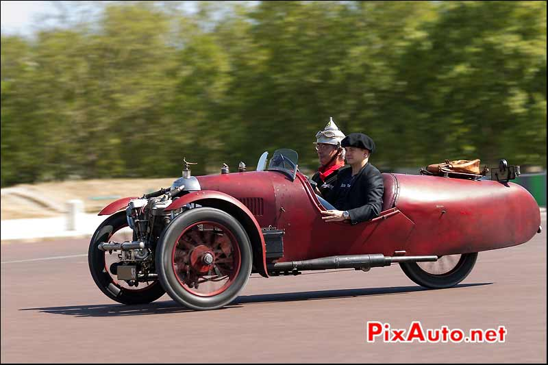 tricyclecar darmont-special