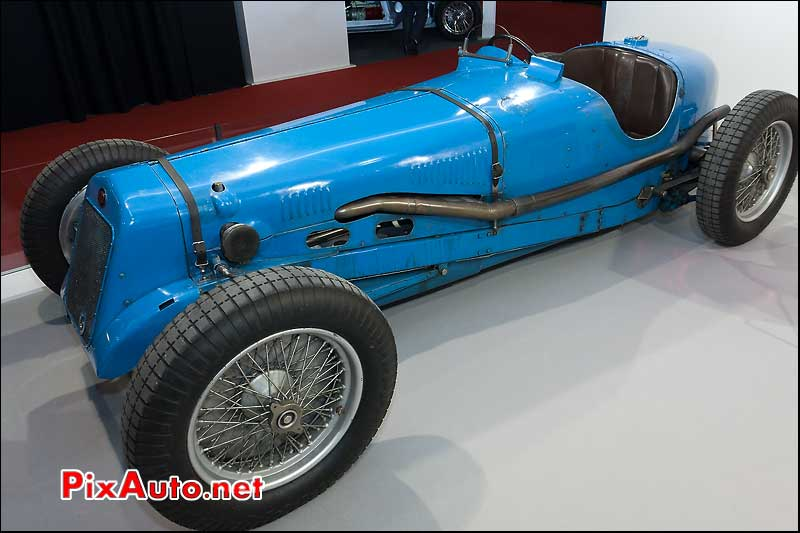salon retromobile monoplace delage 15s8 de 1937