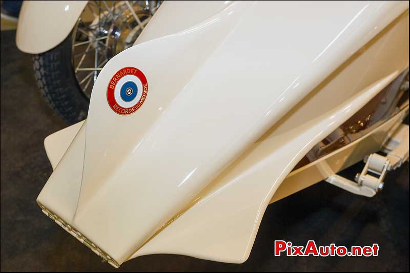side-car bernardet records du monde Salon Moto Legende